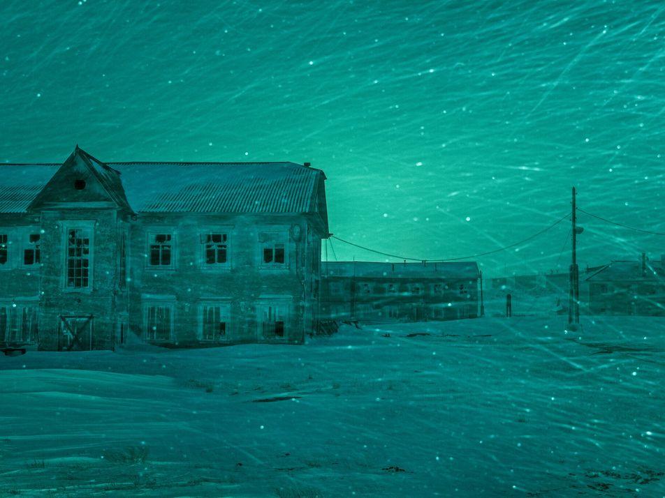Russie : la beauté froide et envoûtante des paysages du Grand Nord