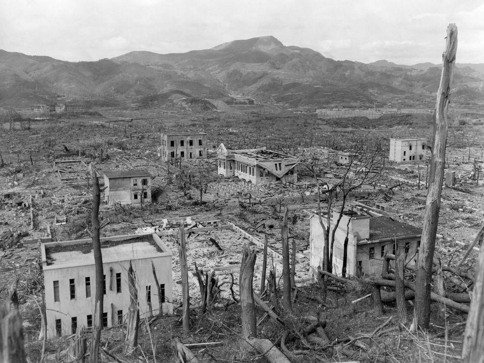 Nagasaki n'était pas la première cible du bombardement atomique américain