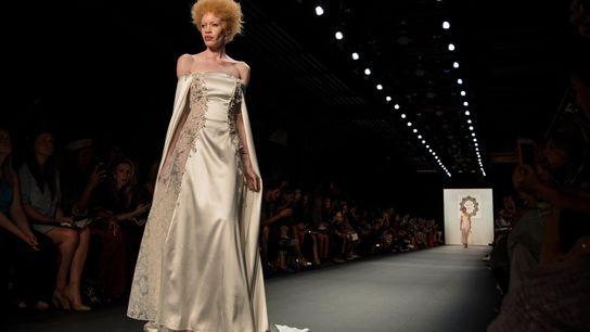 L'Afro-Américaine Diandra Forrest est la première albinos recrutée par une grande agence de mannequins. Comme de ...