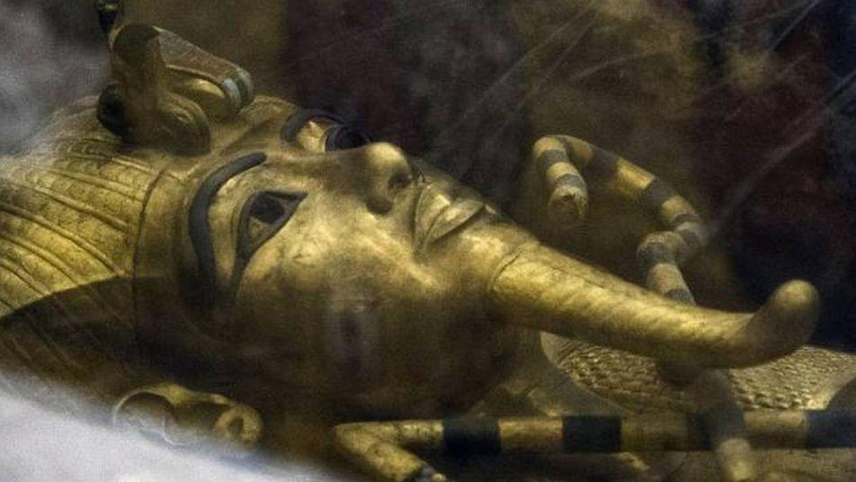 C'est officiel : le tombeau de Toutânkhamon ne cache pas de chambre secrète