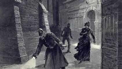 Jack l'éventreur : le crime sans visage