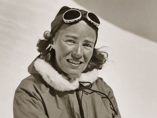 Barbara Washburn, l'alpiniste qui a cartographié le Grand Canyon
