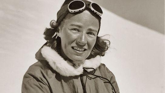 Avant de battre des records après être devenue « alpiniste par accident » comme elle aime ...