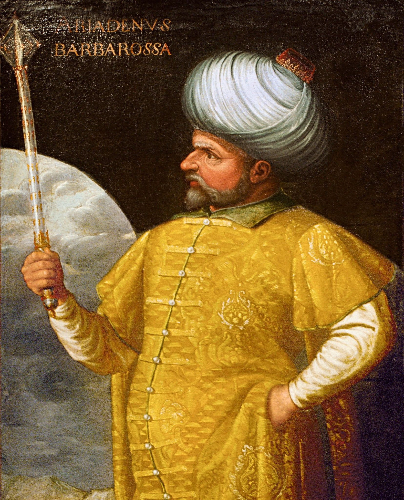 Barberousse, le redoutable corsaire qui régnait en maître sur la Méditerranée | National Geographic