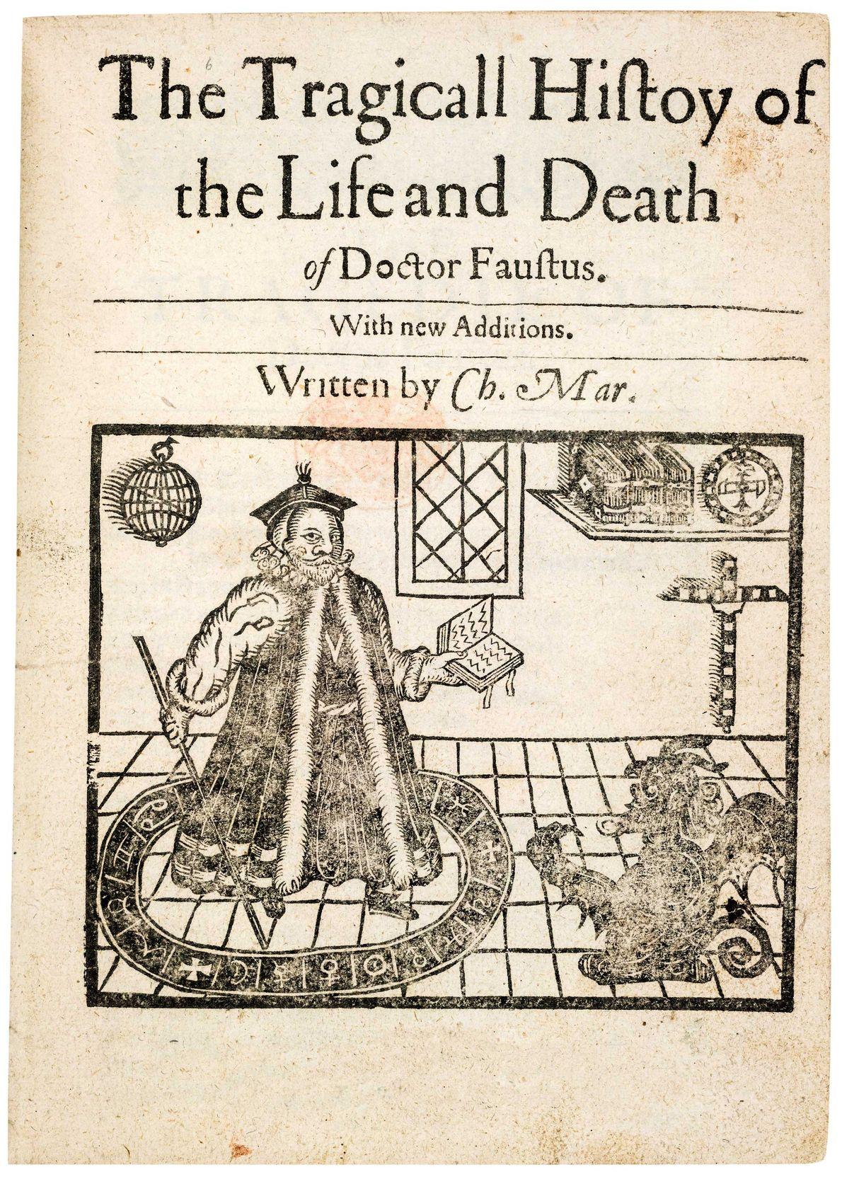 """Le drame du 13e siècle """"Le Miracle de Théophile"""" du poète français Rutebeuf a prolongé la ..."""