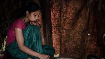 Au Népal, les femmes sont contraintes à l'exil pendant leurs règles