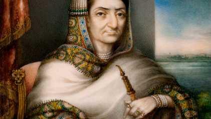 Begum Samru, la courtisane indienne devenue souveraine