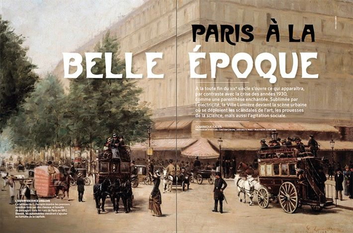 Paris à la Belle époque
