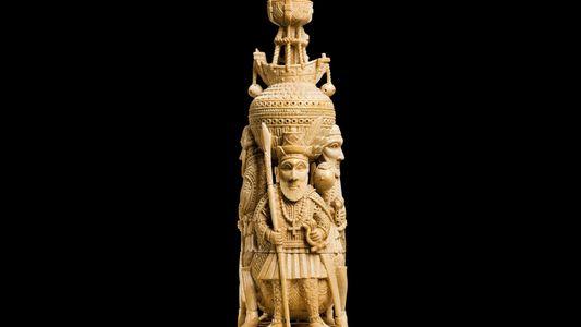 Cette relique en ivoire témoigne de la dynamique du pouvoir colonial entre le Portugal et le ...