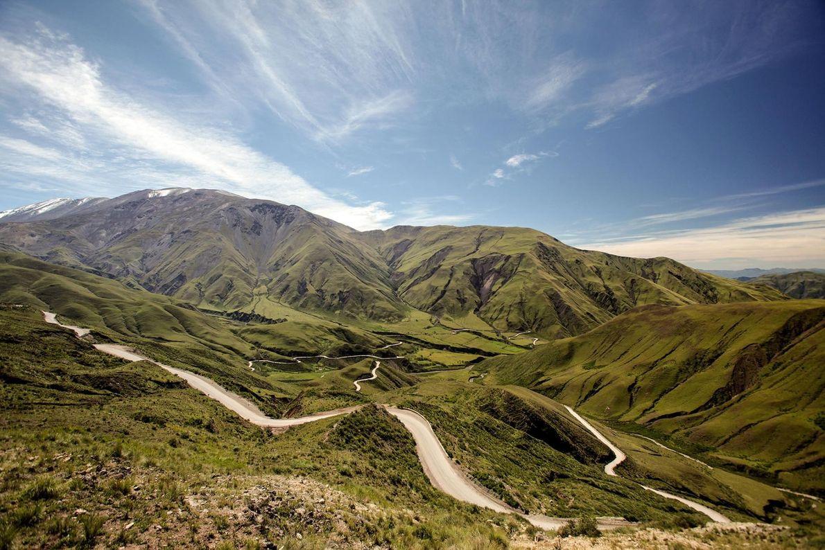 ExperiencePlus! vous propose « Bicycling Northern Argentina », un voyage de huit jours à vélo qui ...