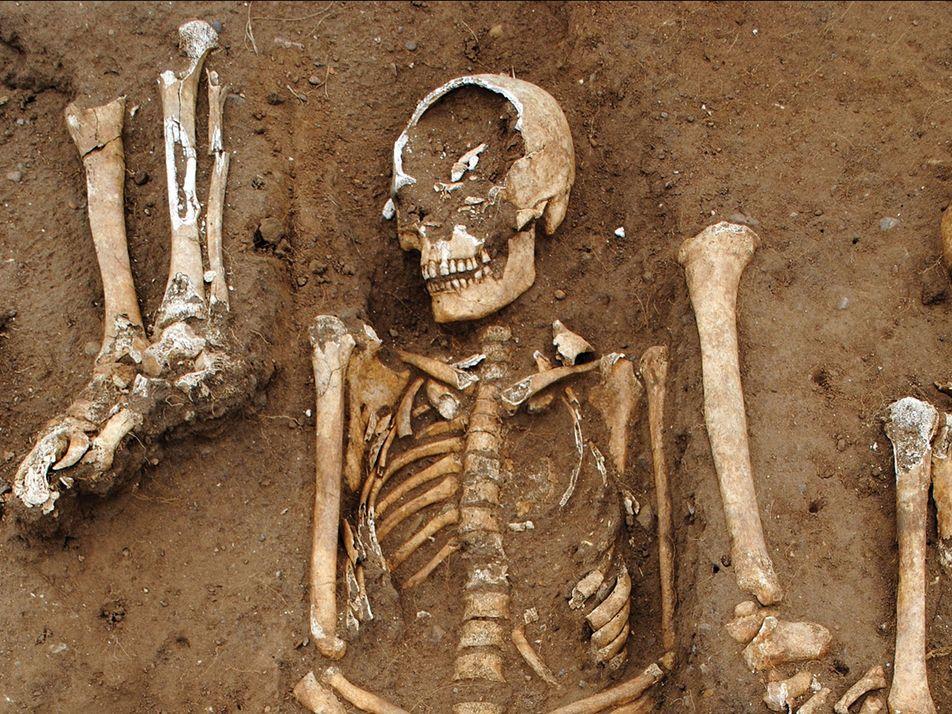 Archéologie : nouveaux indices sur la peste noire