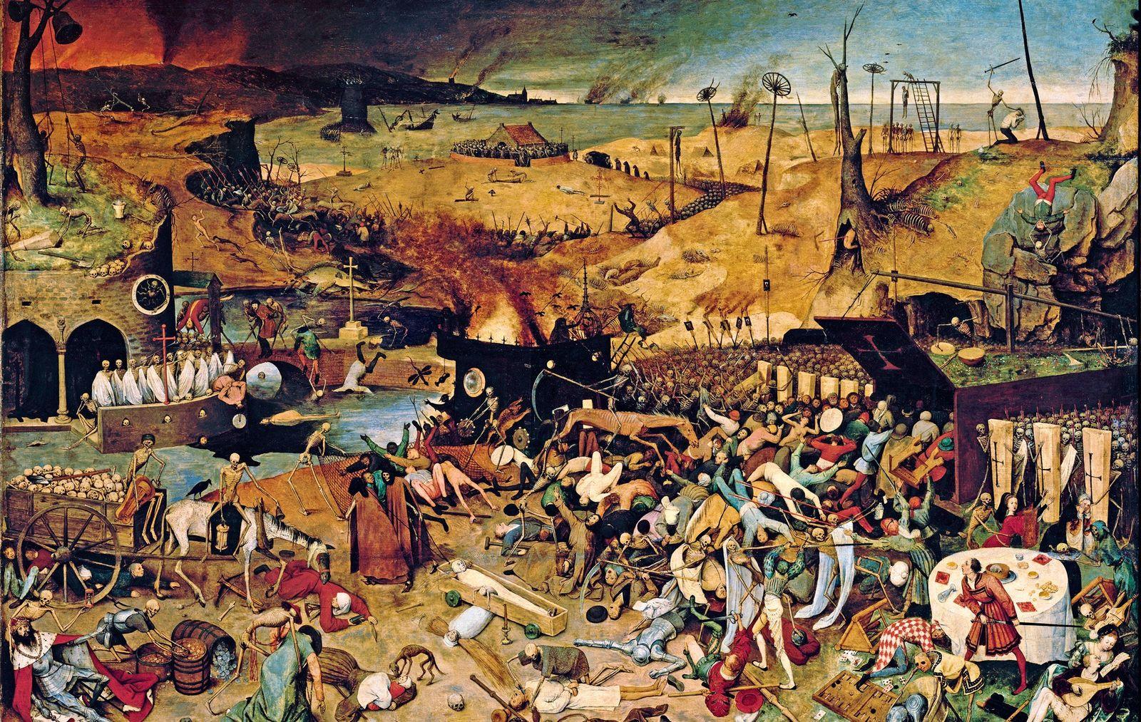 Rapide et fatale : comment la Peste Noire a dévasté l'Europe au 14e siècle