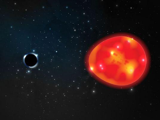 Ce trou noir pourrait être le plus proche de la Terre jamais découvert