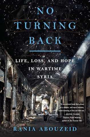 Couverture du livre No Turning Back.