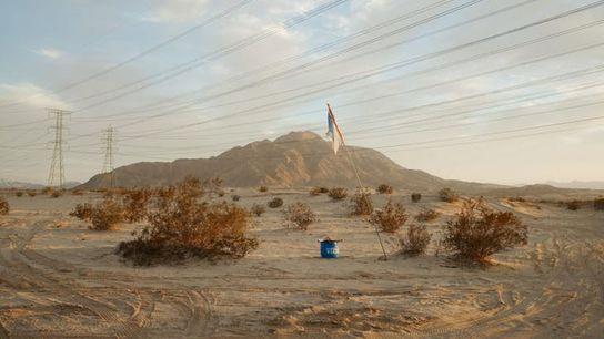 L'association humanitaire Water Station a installé là l'un des 160 réservoirs d'eau dispersés dans les régions ...