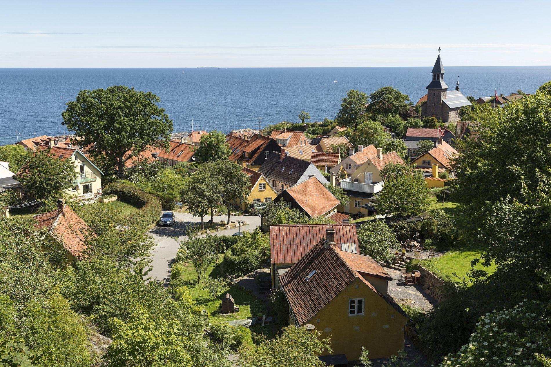 L'île pittoresque de Bornholm dans la mer Baltique a lancé une campagne ambitieuse de recyclage. Ses ...
