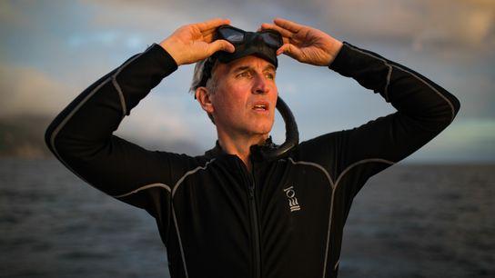 Portrait de Brian Skerry. Ses images de la vie marine visent à sensibiliser et à promouvoir la ...