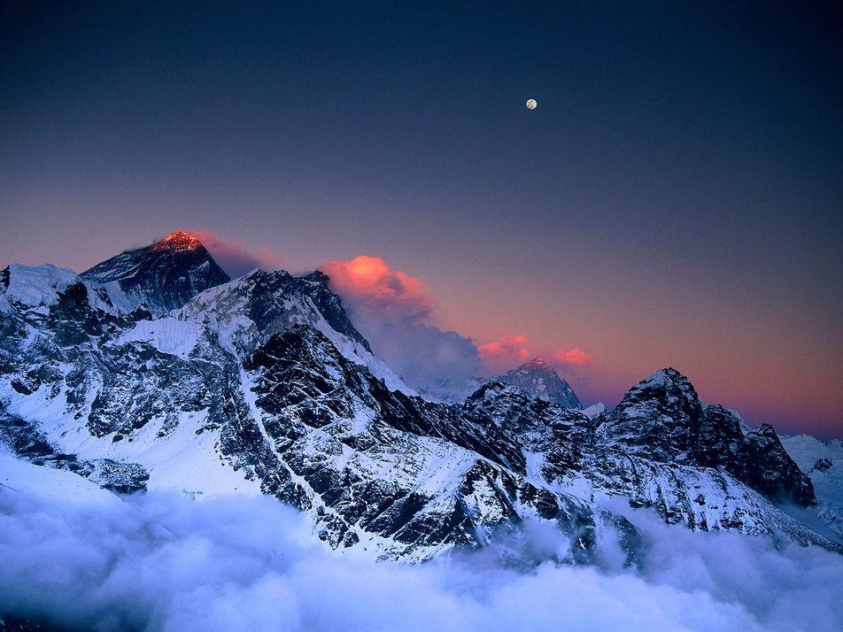 Portrait de Matt Moniz, le plus jeune alpiniste à avoir conquis l'Himalaya
