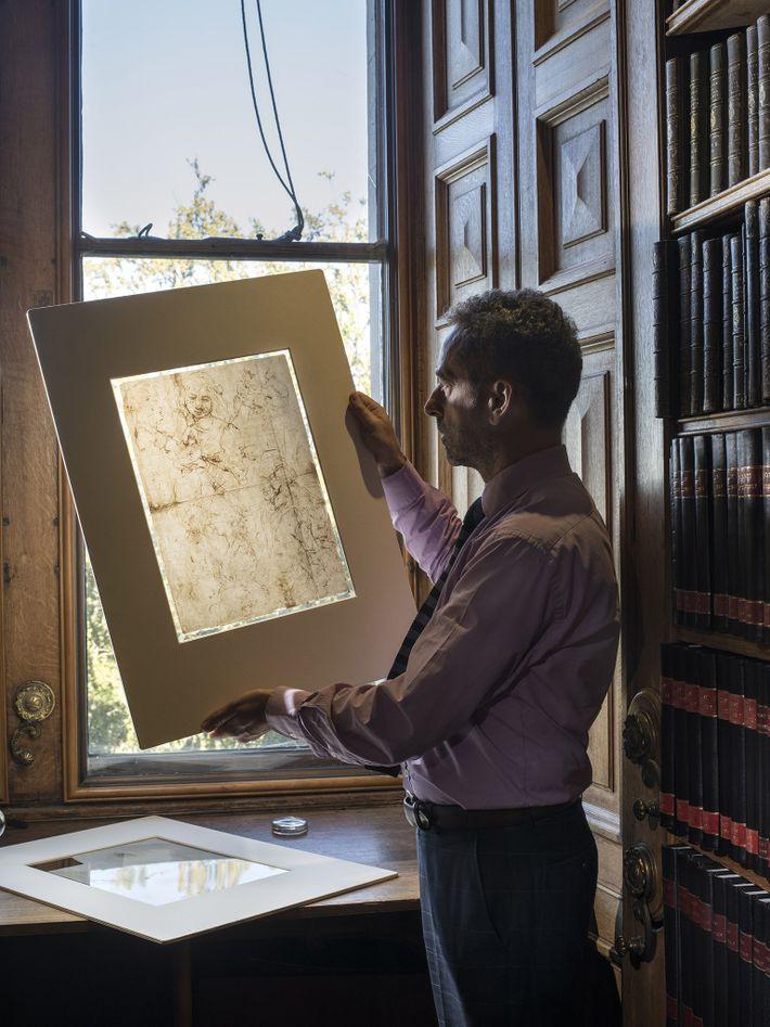 Martin Clayton est le directeur des dessins et estampes du Royal Collection Trust et commissaire de ...