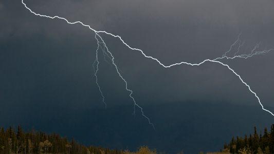 Multiplication des orages en Arctique, signe alarmant de l'accélération du réchauffement climatique