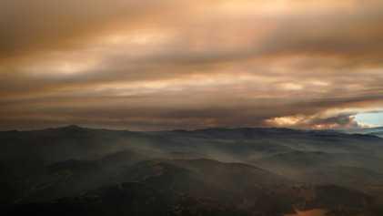 La Californie en proie aux feux de forêt sur fond de pandémie