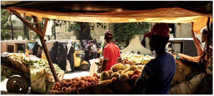 L'Aïd à Mombasa, Kenya, 2019 -  Mombasa est l'une des villes à forte majorité musulmane du ...