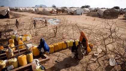 Environnement : l'eau se raréfie dans plusieurs régions du monde