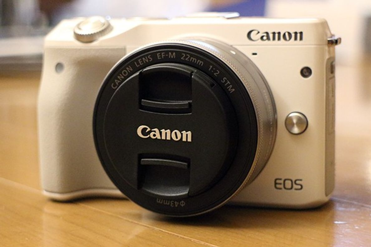 Photo - Canon EOS M3