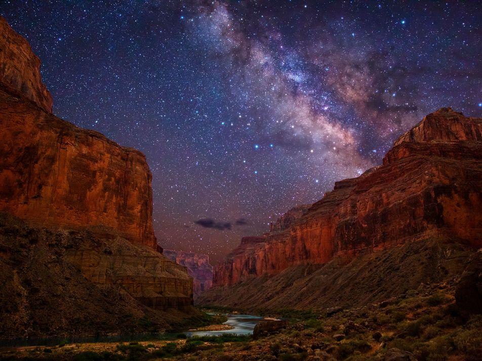 30 photos de sublimes canyons à travers le monde