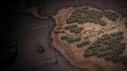 Entre aventures et chimères : à la recherche de l'Eldorado