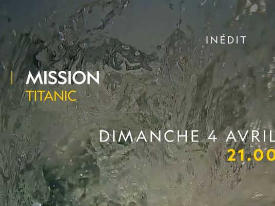 Mission Titanic | Bande annonce