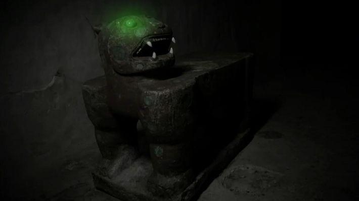 Découverte des grottes inexplorées près de la pyramide d'El Castillo
