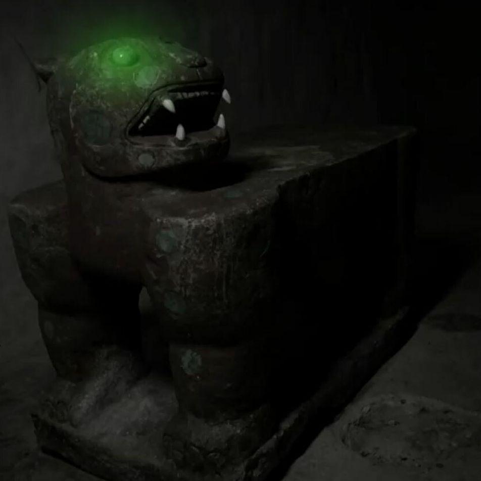 Découverte de grottes inexplorées près de la pyramide d'El Castillo