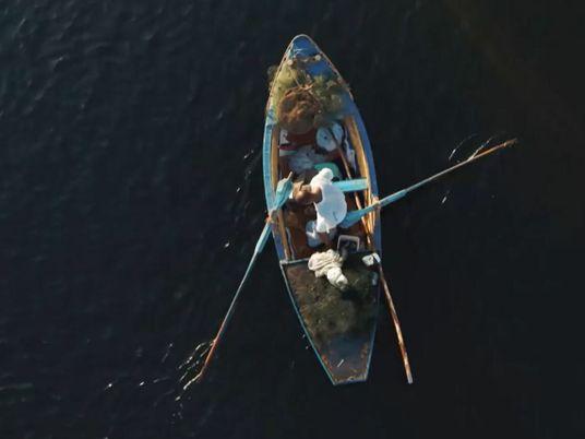 Ces Égyptiens pêchent à l'aide d'une technique ancestrale
