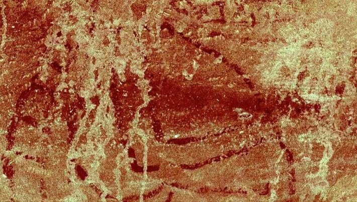 Que représente ce mystérieux dessin découvert près d'une sépulture égyptienne ?