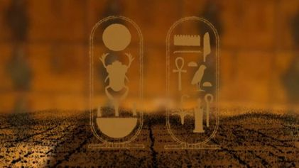 Les cartouches, ces mystérieuses reliques venues de l'Égypte antique