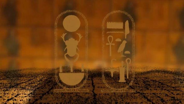 Les cartouches, ces reliques magiques de l'Égypte antique