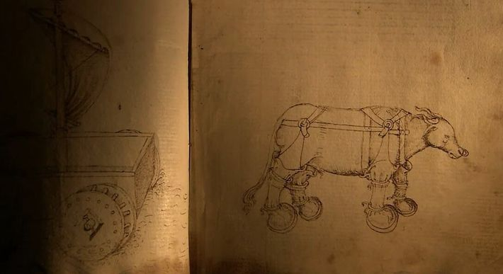 De Vinci a-t-il vraiment inventé toutes ces machines futuristes ?