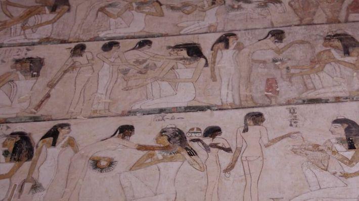 Amenhotep III : un règne, un harem