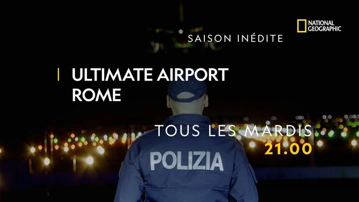 Ultimate Airport : Rome | Bande annonce