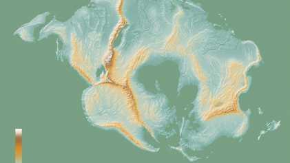 La Pangaea Proxima, le prochain supercontinent terrestre