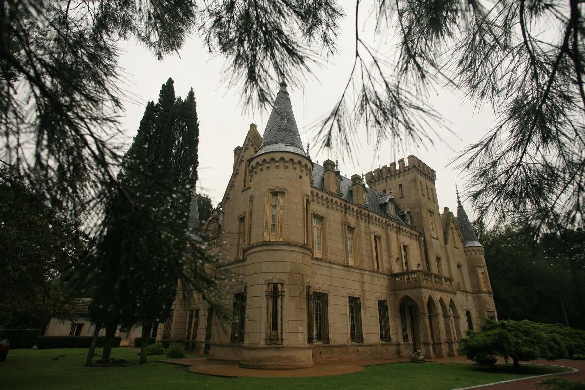 BUENOS AIRES, ARGENTINE - À seulement deux heures de Buenos Aires, les 240 espèces d'arbres de ...
