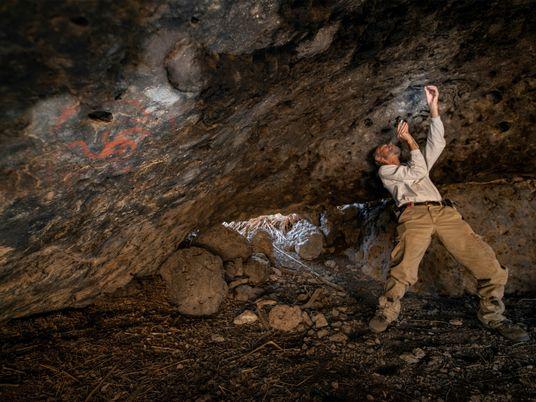 Il y a 400 ans, cette grotte a abrité des rituels hallucinatoires