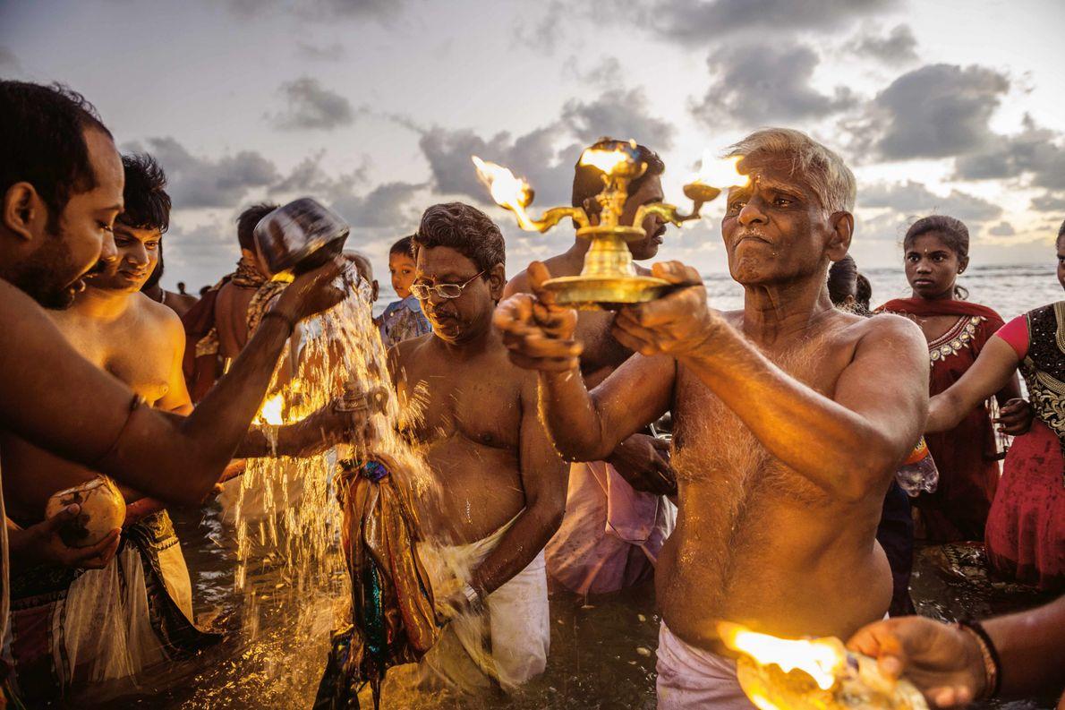 Célébration tamoule