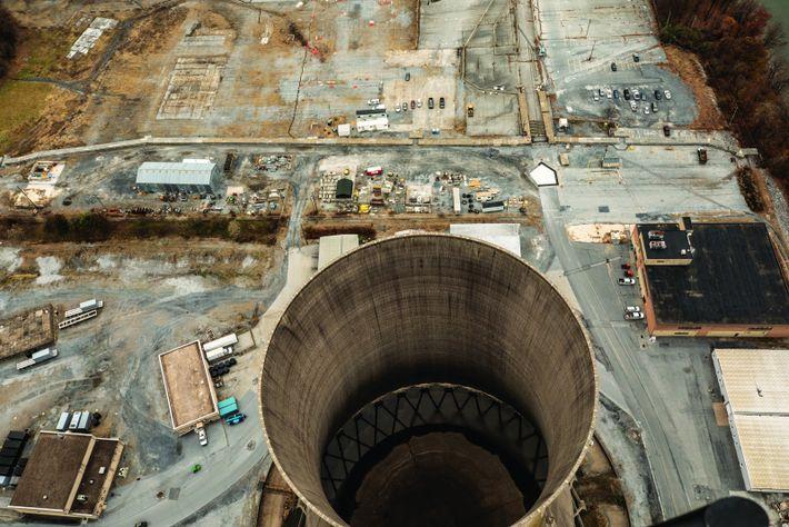 En 2019, le dernier réacteur de la centrale de Three Mile Island, en Pennsylvanie, a été ...