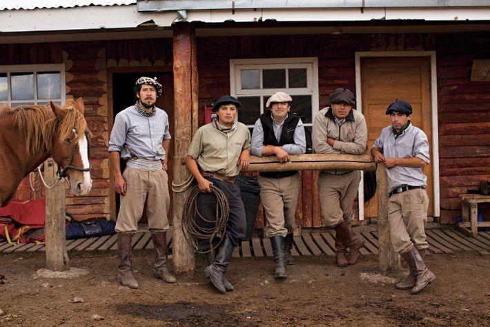 Les cow-boys chiliens, plus connus sous le nom de baqueanos, « sont profondément en phase avec ...
