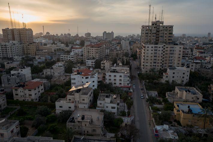 La bande de Gaza est l'un des territoires les plus densément peuplés au monde. Plus de ...