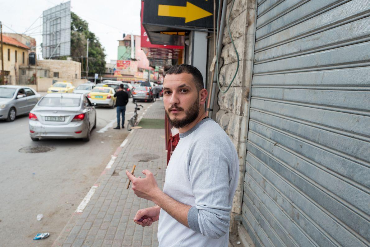 Quelques dizaines de kilomètres seulement séparent la bande de Gaza, gouvernée de facto par le Hamas, ...