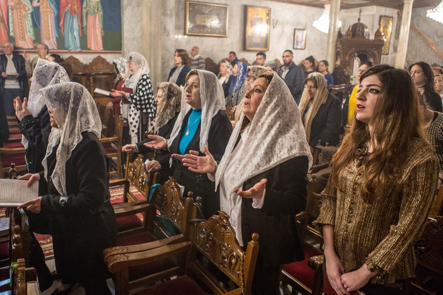 À Gaza, le dernier millier de chrétiens
