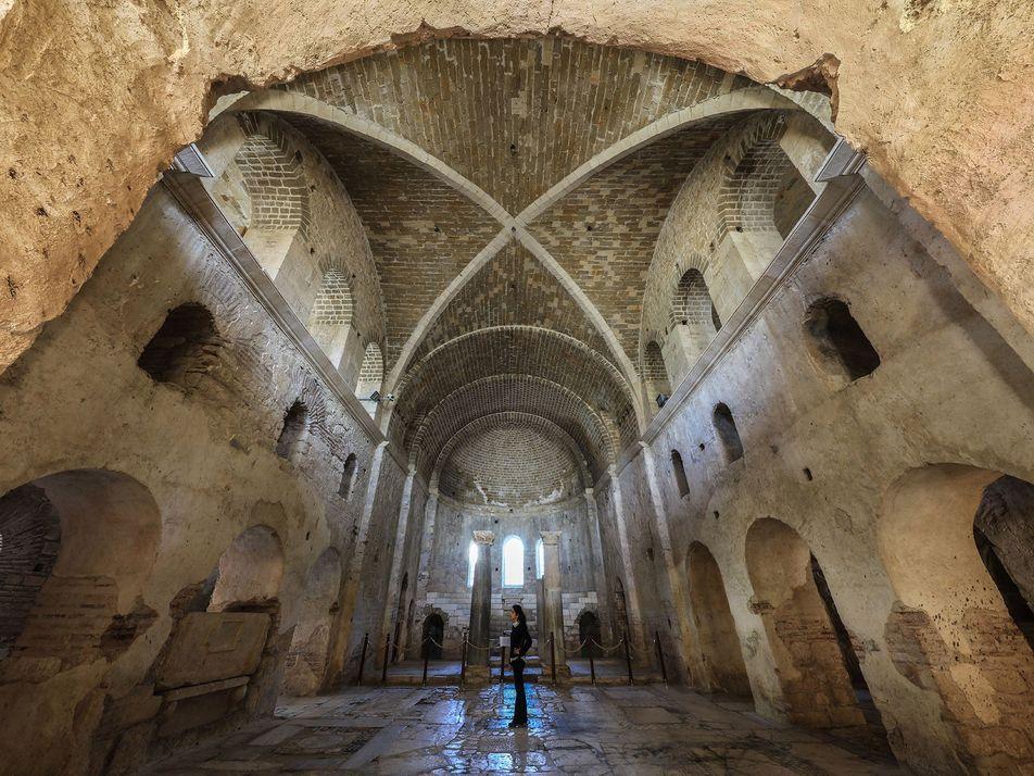 Cette église turque abriterait le tombeau de Saint Nicolas